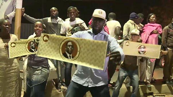 Senegal: Macky Sall feiert schon