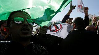 کابوس فرانسه از گسترش اعتراضات در الجزایر