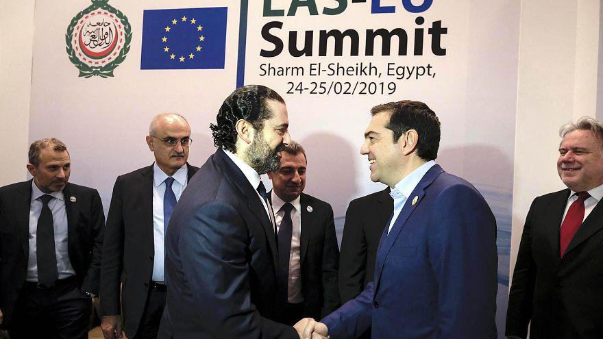 Ο ρόλος της Ελλάδας στο διάλογο ΕΕ - Αραβικού Συνδέσμου