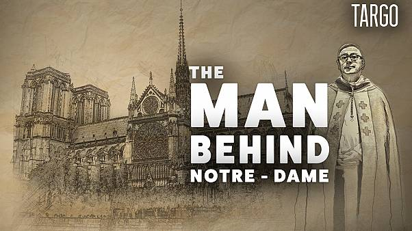 Take a tour of Notre-Dame in 360 degrees