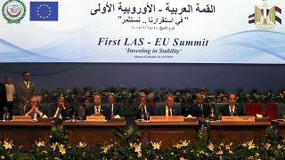 """""""مصالح أوروبا"""" وسبل خروج العرب من """"وضع كئيب"""" من خلال القمة العربية الأوروبية"""