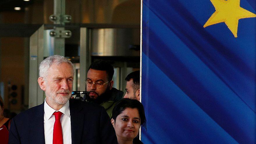 """""""Брексит"""": лейбористы - за повторный референдум?"""