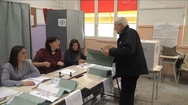 Sardegna a Salvini prima delle elezioni europee