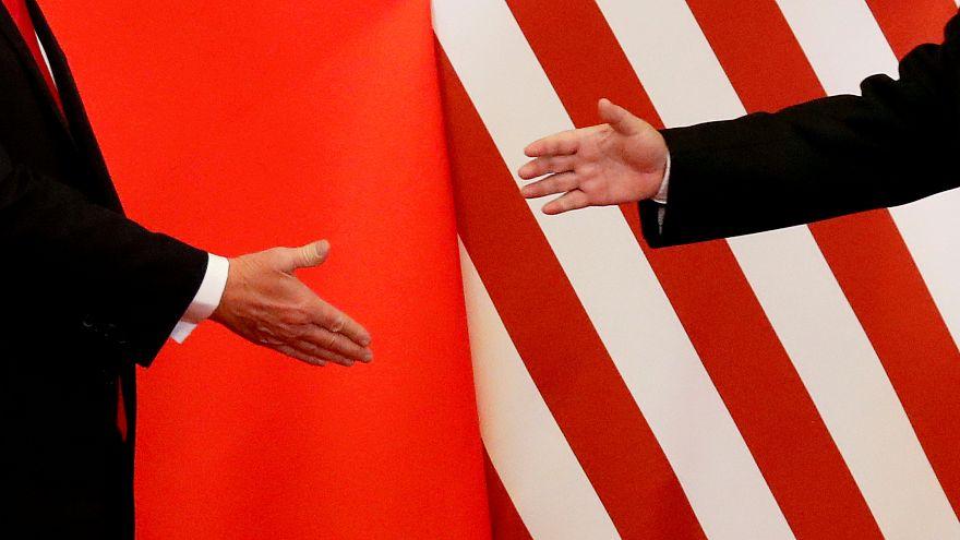 Chinese stocks jump after Trump extends tariff deadline