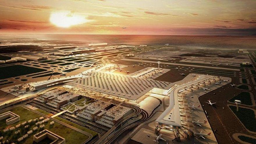 İki kez ertelenen İstanbul Havalimanı'na taşınma işlemi bir ay daha ileriye atıldı