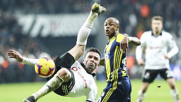 Beşiktaş, Fenerbahçe ile 3-3 berabere kaldı; liderlik mücadelesinde ağır darbe aldı