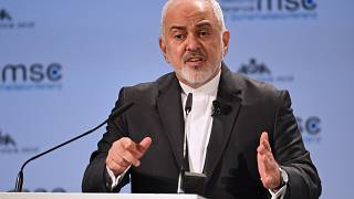 Irans Außenminister Mohammed Dschawad Sarif kündigt Rücktritt an