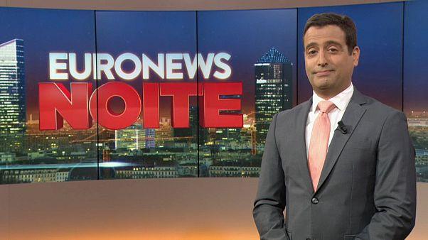 Euronews Noite 25.02.2019