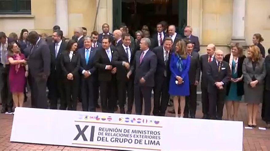 Grupo de Lima e EUA reiteram apoio a Juan Guaidó