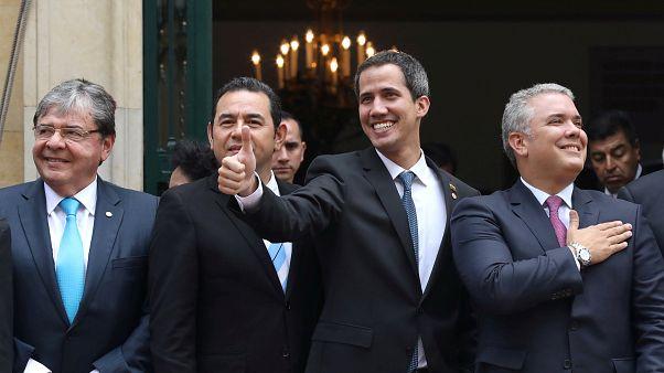 Washington kész beavatkozni Venezuelában