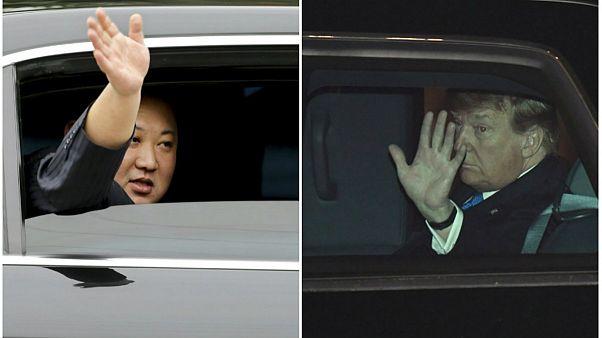 سفر ترامپ و کیم جونگ اون برای شرکت در نشست ویتنام