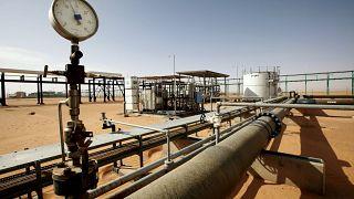 حقل الشرارة النفطي في ليبيا