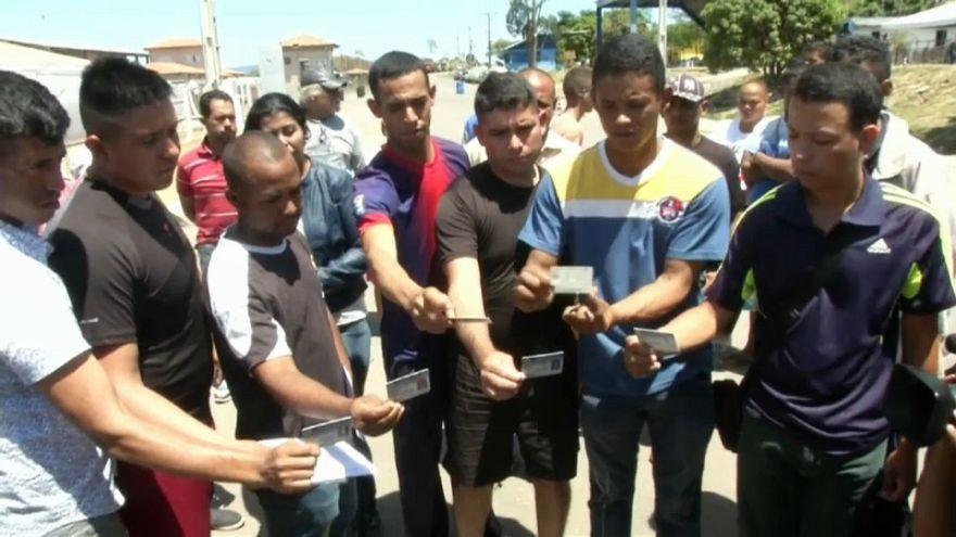 Colombia y Brasil refugio de los desertores venezolanos