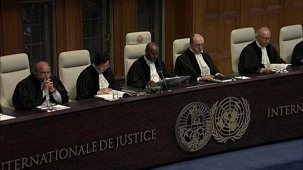 Der Internationale Gerichtshof in Den Haag
