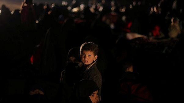 L'évacuation de Baghouz se poursuit avant l'assaut final de l'alliance arabo-kurde