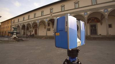 3D modelling will document Europe's cultural heritage