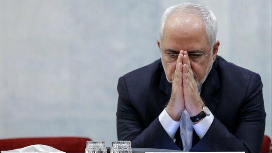 واکنش روحانی، پمپئو و نتانیاهو به استعفای ظریف