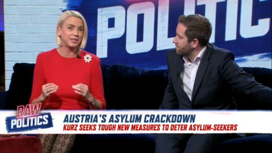 Raw Politics in full: Brexit latest, asylum seeker crackdown and anti-vax politics