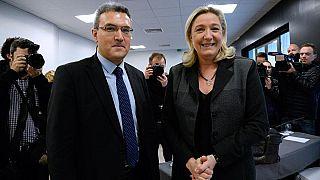 Aymeric Chauprade foi assessor da líder da extrema-direita francesa