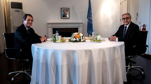 Αναστασιάδης-Ακιντζί: Συμφωνία για Μέτρα Οικοδόμησης Εμπιστοσύνης