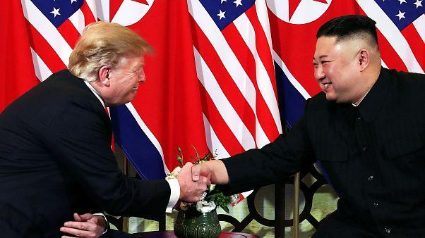 Desnuclearización pendiente en la cumbre Trump-Kim