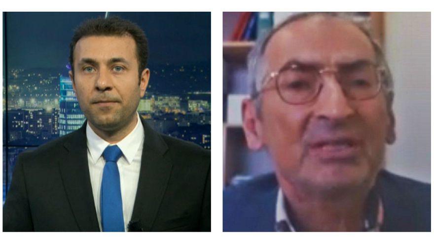زیباکلام به یورونیوز: ظریف جسارت استعفا در ارتباط با جلسه بشار اسد با رهبر را ندارد