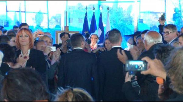 Fransa 4,5 yılda yaklaşık 40 bine yakın eşcinsel çiftin resmi nikahı kıyıldı