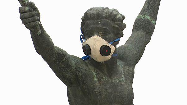 Budapest: Protest gegen hohe Luftverschmutzung