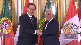 Lisboa e Lima contra intervenção militar na Venezuela