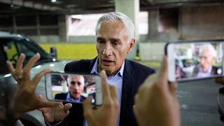 La estrella de Univisión cuenta su encontronazo con Maduro