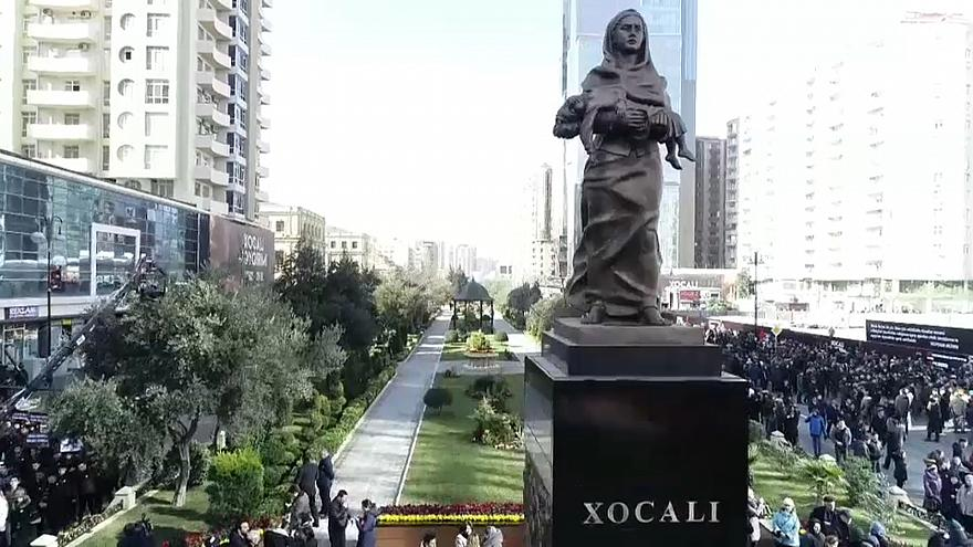 В Баку почтили память погибших в Ходжалы