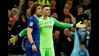 El Chelsea multa a Kepa y Sarri piensa en sentarlo en el banquillo