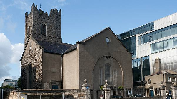 Vandals break into Dublin church crypt, steal head of 'Crusader' mummy