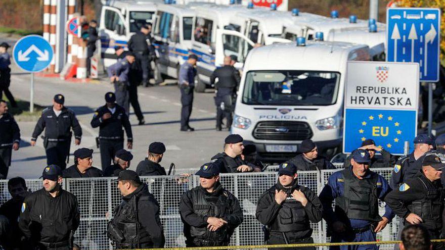 الشرطة البوسنية