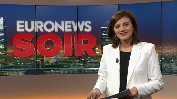 Euronews Soir : l'actualité du 26 février