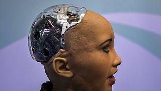 Το γοητευτικό ρομπότ Σοφία