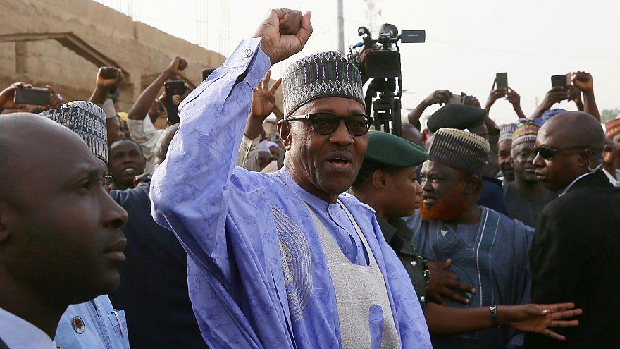Újraválasztották a nigériai elnököt