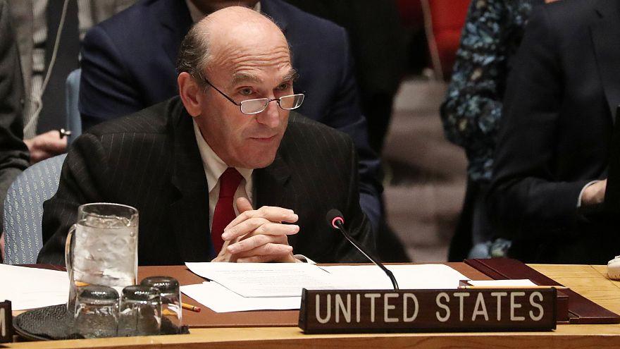 Az ENSZ BT elé vinné Venezuela ügyét az USA