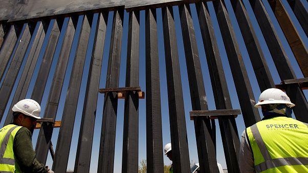 Trump'ın Meksika duvarı inşası için acil durum ilanına Temsilciler Meclisi'nden ret