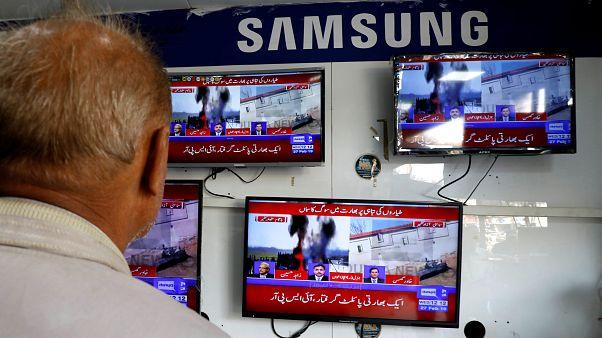 Pakistán anuncia el derribo de dos cazas de la India en su espacio aéreo