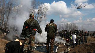 Kaschmir-Konflikt: Indien und Pakistan sperren Luftraum