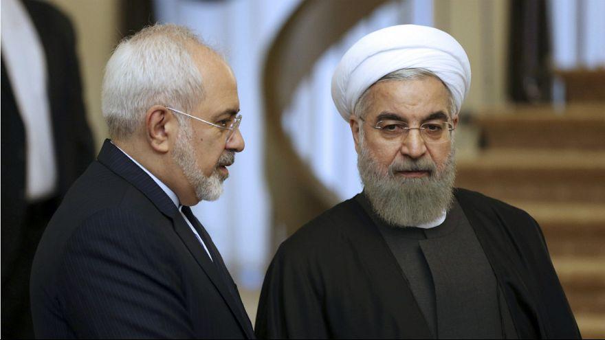 روحانی به ظریف: با استعفای جنابعالی موافقت نمیکنم