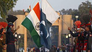 Pakistan Hindistan sınırı