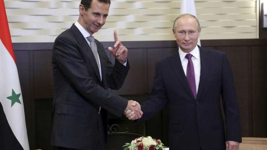 موسكو ودمشق تدعوان القوات الأميركية للرحيل