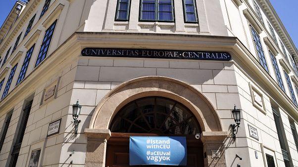 Hét tantárgyból Magyarország legjobbja a CEU