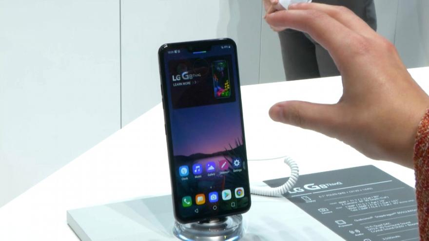 Watch: Hottest gadgets at the Mobile World Congress