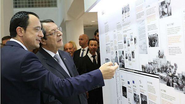 Η ιστορία του κυπριακού ΥΠΕΞ μέσα από φωτογραφίες