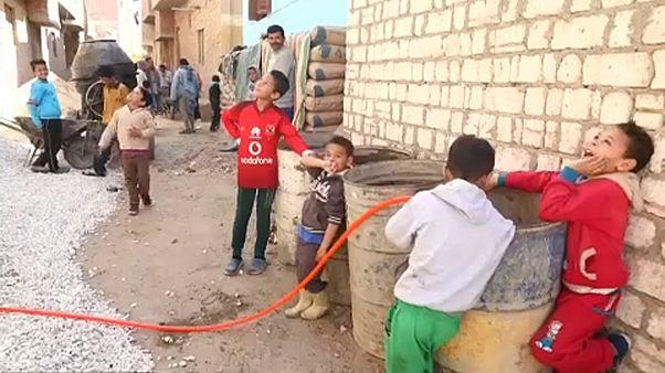 Egyiptomi irányvonal: két gyermek elég
