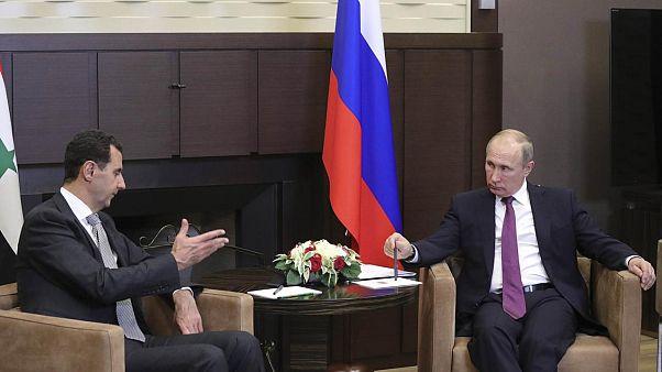 Rusya ve Suriye'den ABD'ye ortak cağrı: Askerlerinizi çekin