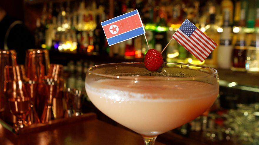 """""""Kim Jong Yum"""" oder """"Durty Donald"""", gefällig? Hanois Gastronome designen Speisen passend zum Gipfel"""